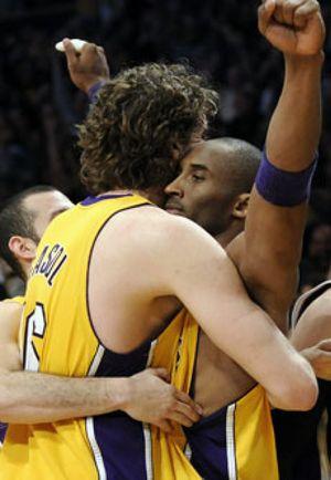 """Pau Gasol: """"Hay equipo más allá de Kobe Bryant"""""""