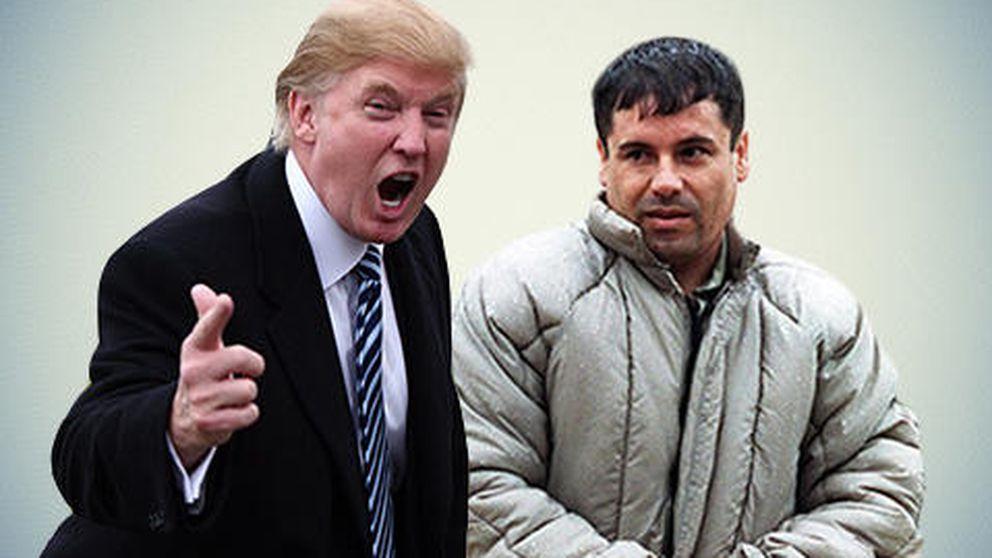 Chapo Guzmán vs Donald Trump, el combate del siglo