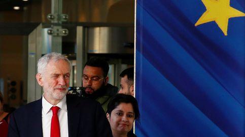 Corbyn cede y apoya un segundo referéndum para el Brexit