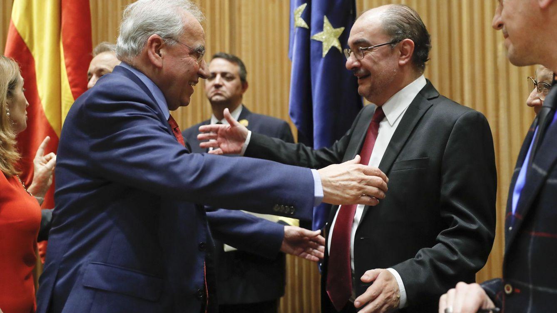 Alfonso Guerra, muy duro con el relator: ¿Equiparan España con Burkina Faso?