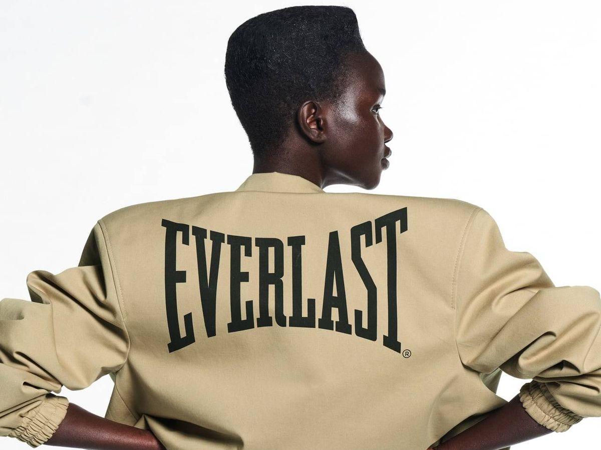 Foto: Chaqueta bomber de la colección de Everlast de Zara. (Cortesía)