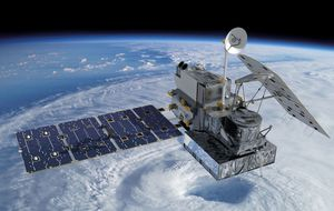 El satélite 'low cost' de Airbus sale indemne de la oscuridad