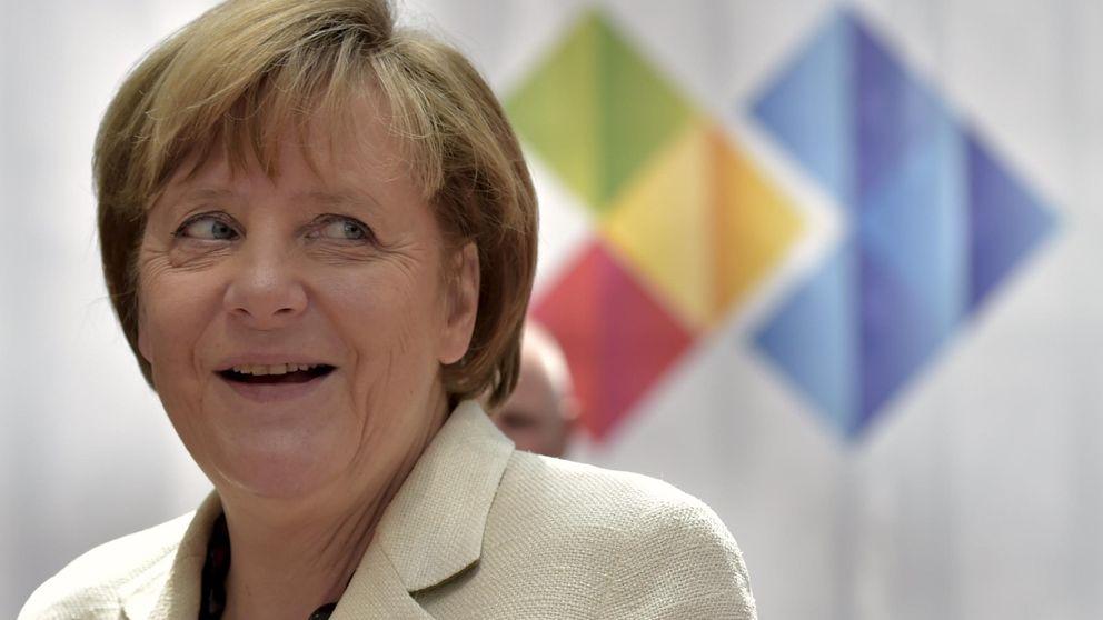 ¿Da Merkel su brazo a torcer con Grecia? Nos basta con una reforma