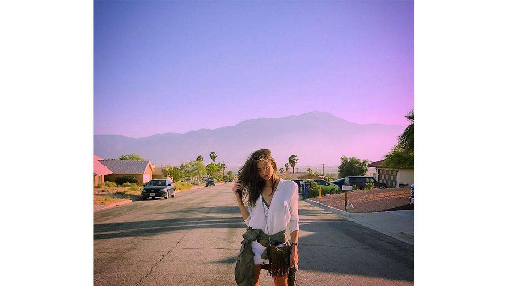 Rocío Crusset, Juan Betancourt, Paris Hilton... Las celebrities se esconden en Coachella
