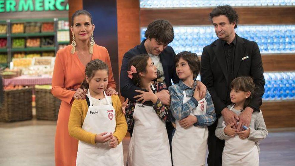 'MasterChef Junior 6': triunfo de Josetxo, lágrimas de Pepe y adiós a Eva González