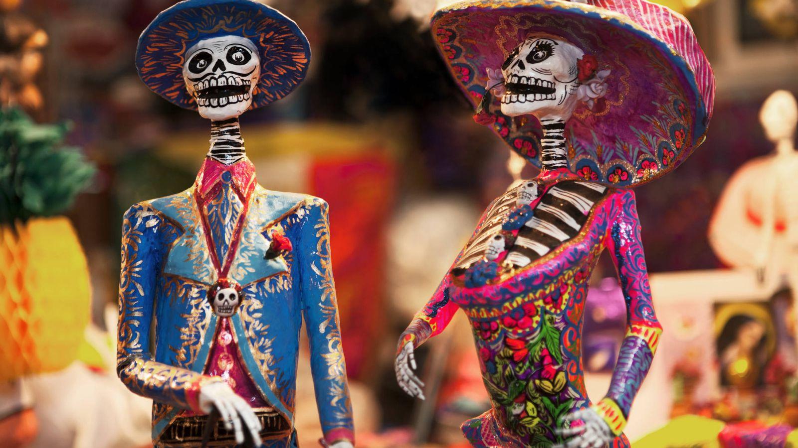 Halloween De La Calabaza A Las Calaveras Todas Quieren Disfrazarse