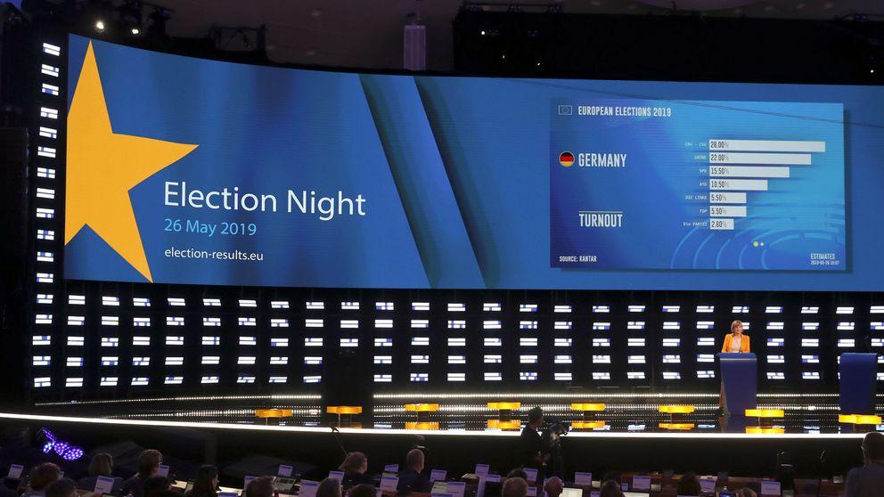 ¿Cada cuánto son las elecciones europeas?
