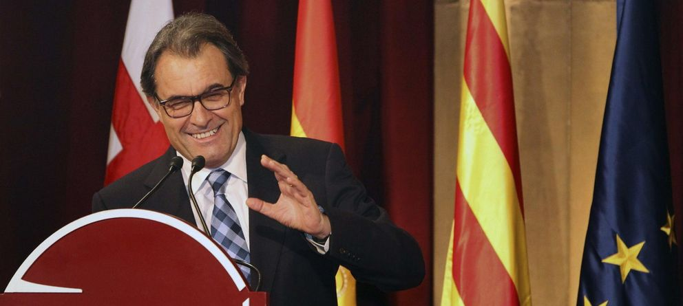 Foto: El presidente de la Generalitat, Artur Mas.