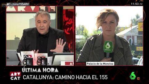 Ferreras se impone con claridad a Ana Rosa Quintana en la mañana del sábado