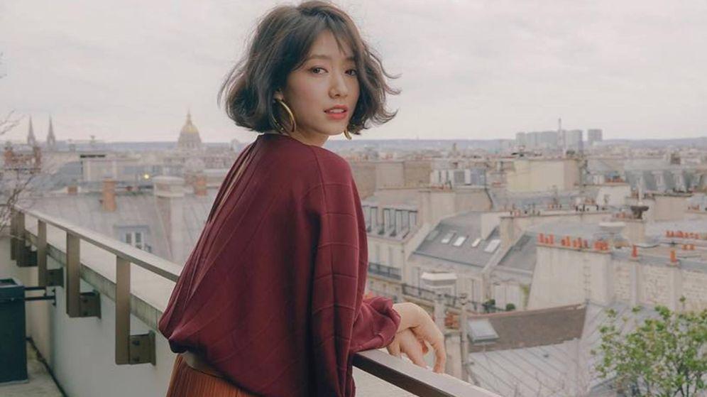 Foto: Buscamos una piel luminosa como la de la actriz Park Shin-Hye. (Instagram @ssinz7)