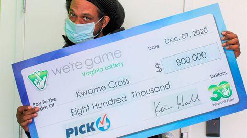 Gana la lotería haciendo 160 apuestas por los mismos números en el mismo sorteo