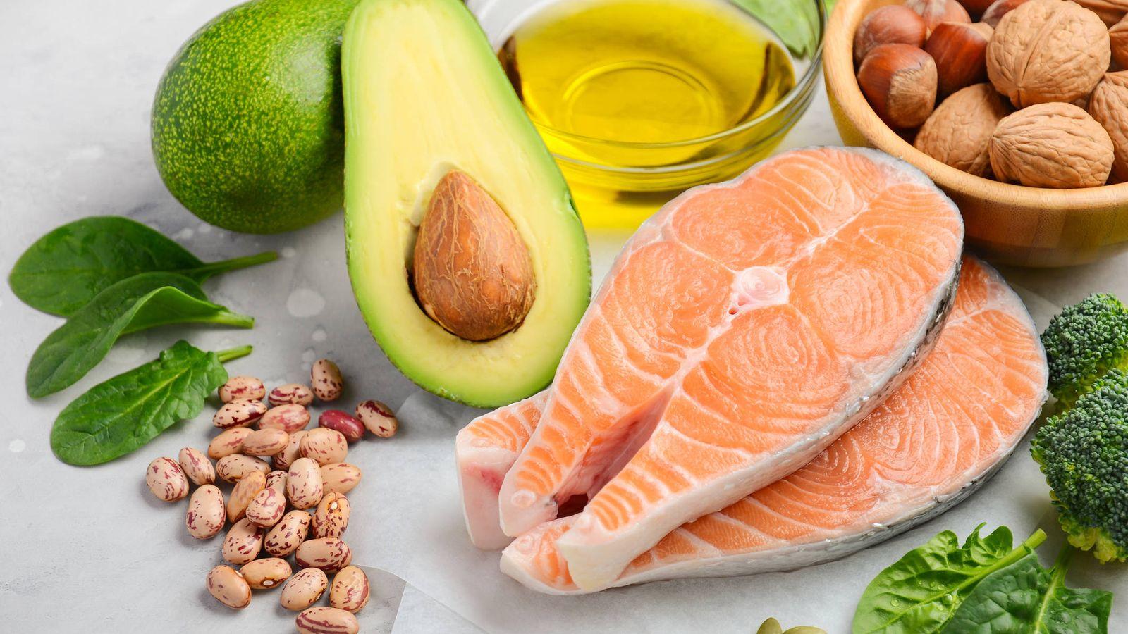 Foto: Alimentos buenos para la vista. (iStock)