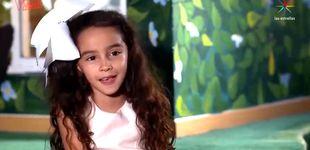 Post de 'La Voz Kids' (México) | ¿Quién es Marian, la niña que hizo temblar a Melendi?