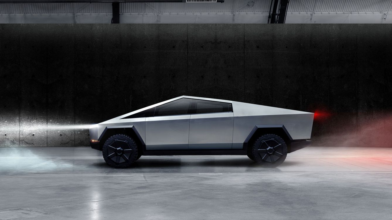 "Foto: Tesla Cybertruck tendrá un ""modo cangrejo"". (Reuters)"