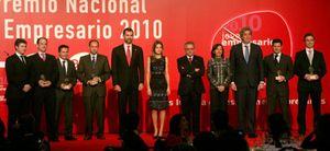 El fundador de Softonic recibe el Premio Nacional Joven Empresario