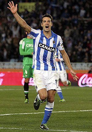 """Xabi Prieto: """"Si el Real Madrid paga la cláusula de Illarramendi será difícil retenerle"""""""