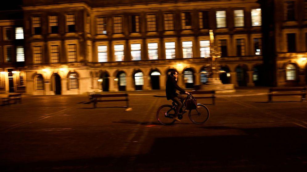 Foto: La Haya, una de las principales ciudades en Holanda, durante la semana de las elecciones el pasado marzo. (Reuters)