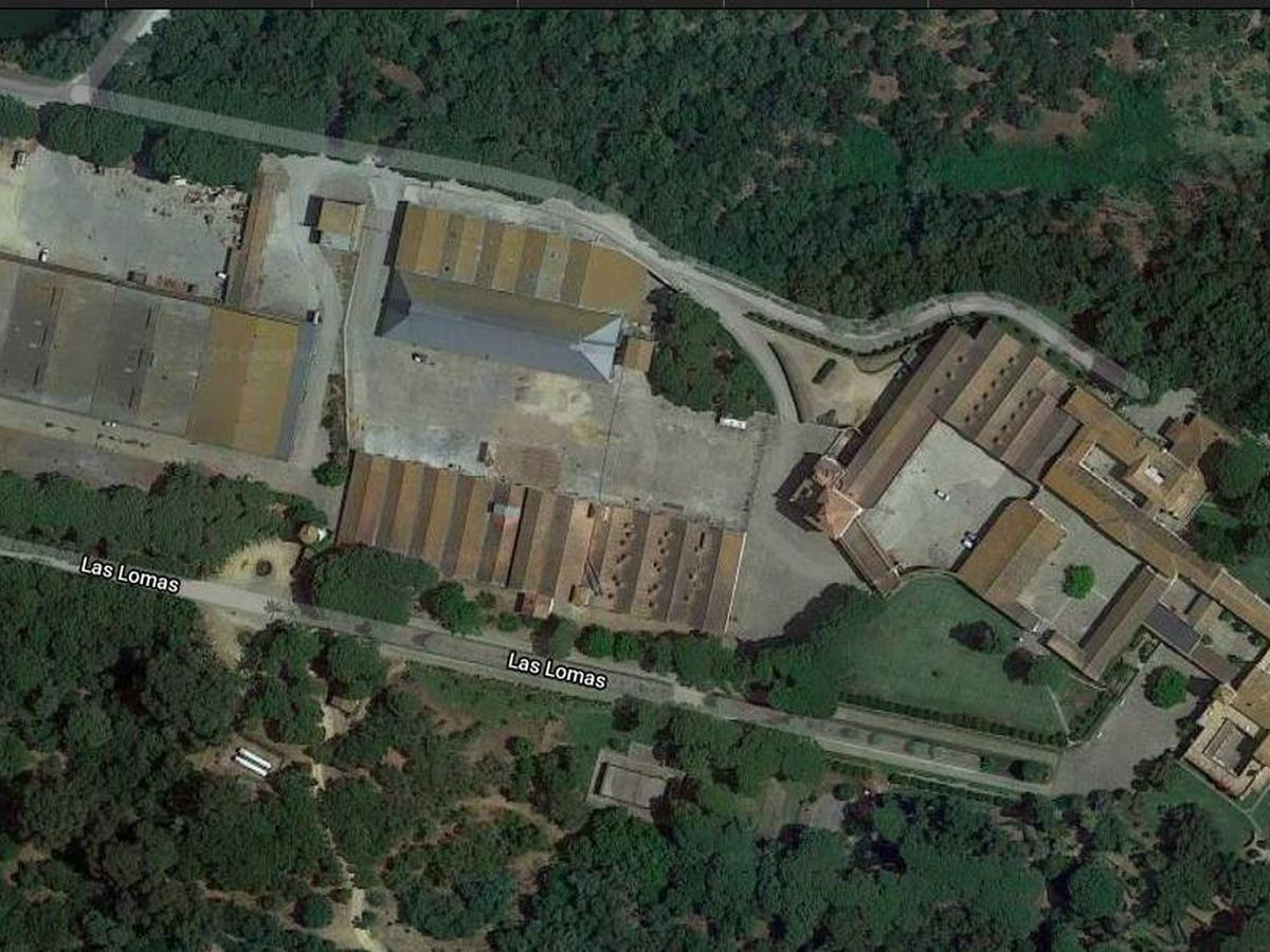 Foto: Las Lomas. (Google Maps)