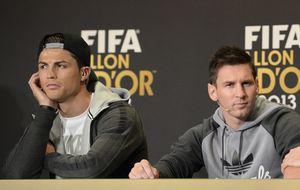 Cine futbolero: Cristiano Ronaldo y Messi asaltan la taquilla