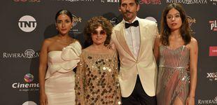 Post de El tsunami español en la alfombra roja de los Premios Platino