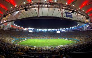 El Mundial de Brasil, un 14% más visto que el de Sudáfrica en 2010