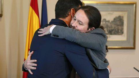 Sánchez e Iglesias presentan esta tarde su acuerdo de Gobierno de coalición