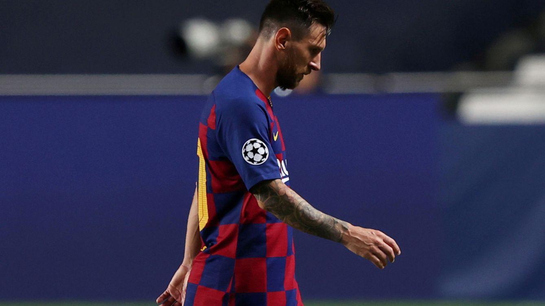 Foto: Leo Messi en una imagen de este mes de agosto. (Reuters)