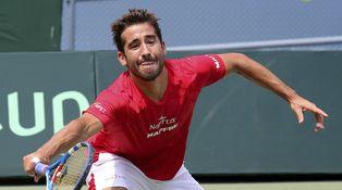 Marc López: Para ser honesto, yo nunca hubiese imaginado que jugaría un Masters
