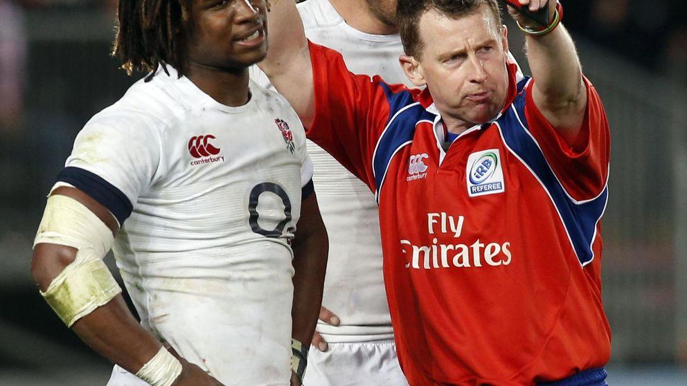 El espíritu del rugby en las frases más carismáticas del árbitro Nigel Owens