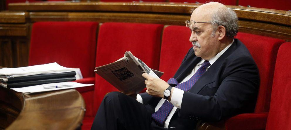 Foto: El consejero catalán de Economía, Andreu Mas-Colell (Reuters)