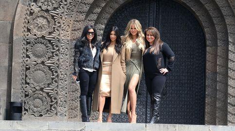Las Kardashian visitan Armenia para conocer sus orígenes