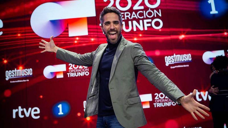 El presentador Roberto Leal. (TVE)