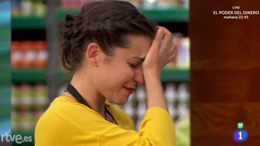 Elena, novena expulsada de 'MasterChef 5', entre sospechas de trato de favor a Miri
