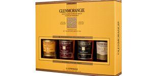 Post de Glenmorangie lanza un pack regalo con cuatro botellines de colección