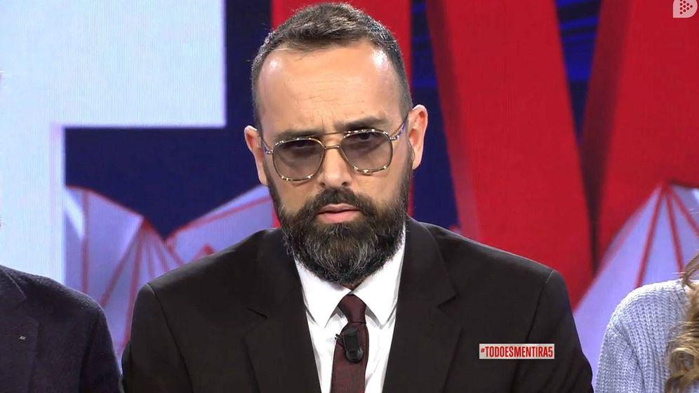 Risto Mejide aclara su guerra con los guionistas de Todo..