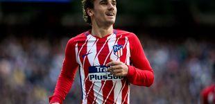 Post de La superoferta del Atlético a Griezmann para renovar: 20 millones limpios al año