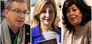 Post de Santiago Posteguillo y Almudena Grandes: estas son las firmas del fin de semana