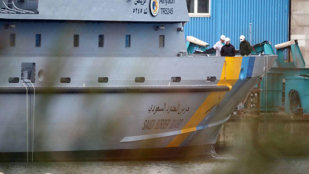 Cádiz no es una excepción: astillero alemán en busca de futuro tras el caso Khashoggi