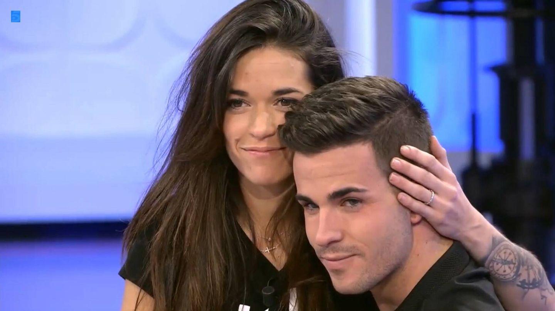 Fiama y Álex Bueno, en 'MYHYV'. (Mediaset)