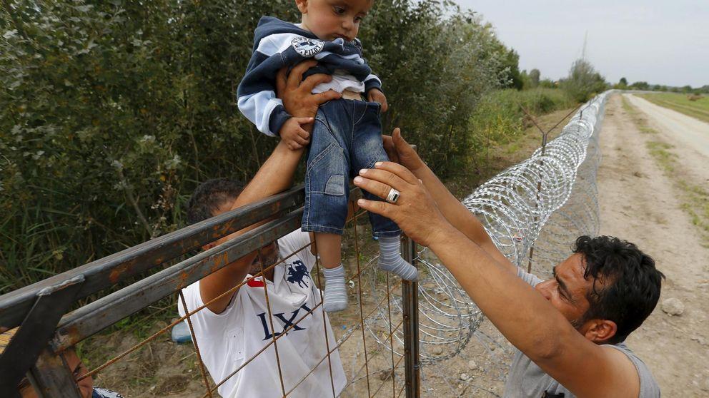 Guerreros de ultraderecha contra los refugiados: Cada día tengo más voluntarios