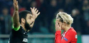Post de Simeone no sabe cómo cerrar las numerosas grietas del Atlético