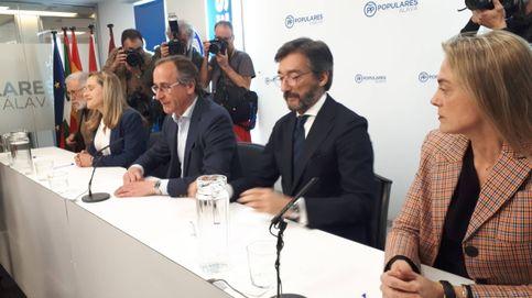 Alfonso Alonso dimite como presidente del PP vasco tras ser fulminado como candidato