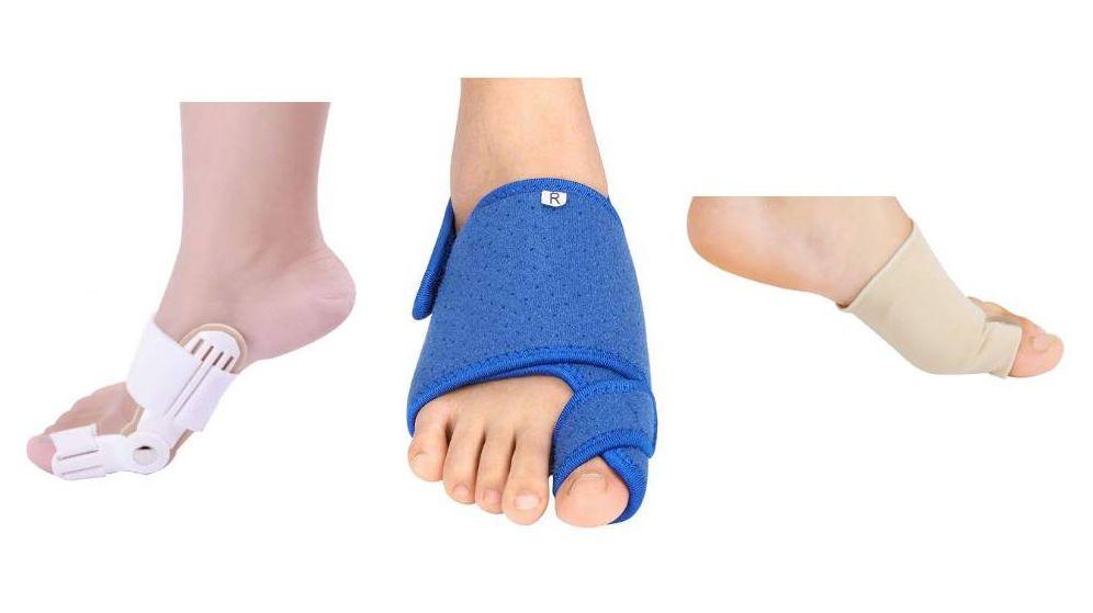 Foto: Los correctores de juanetes reducen el dolor de los pies