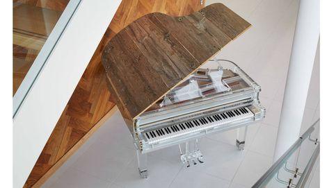 Música de diseño: así son los exquisitos pianos personalizados de Edelweiss