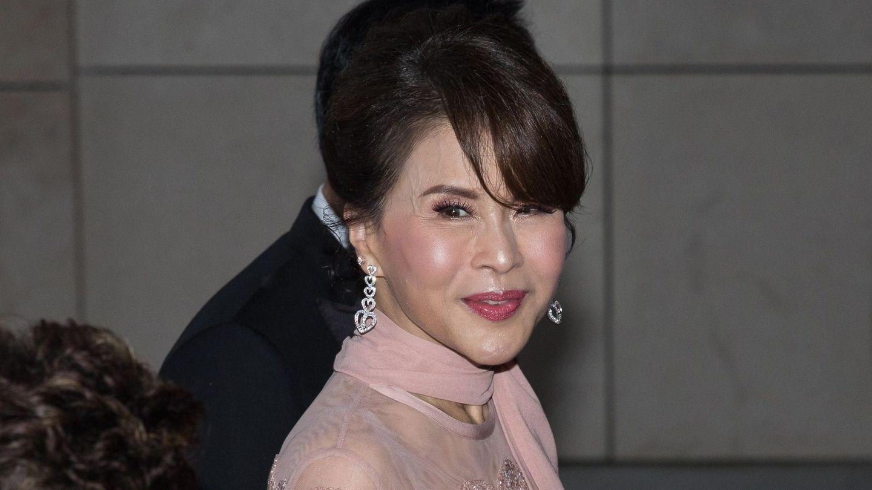 La princesa Ubolratana de Tailandia en una imagen de archivo. (EFE)