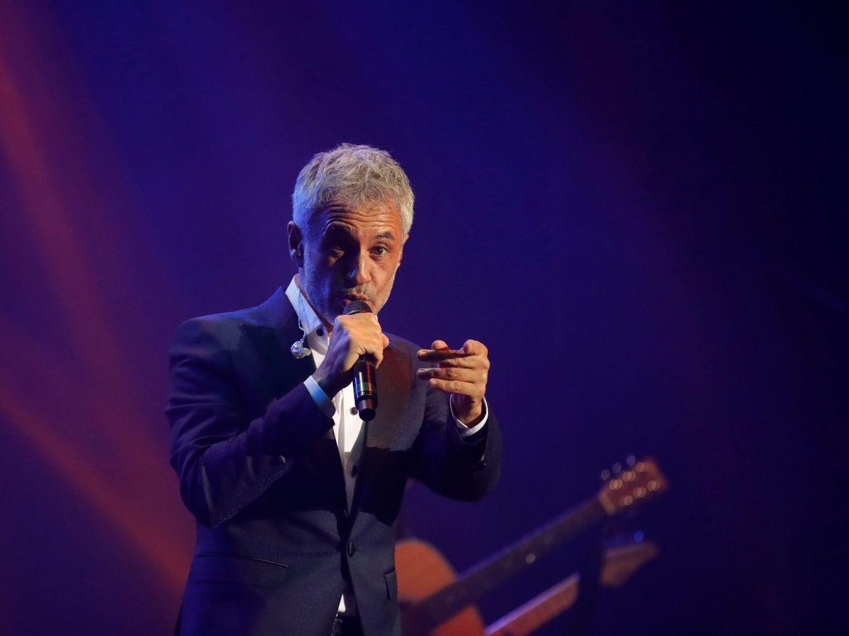 Foto: Concierto Sergio Dalma en Madrid.