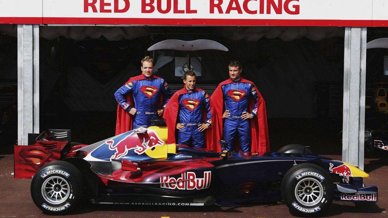 Red Bull ha utilizado el cine en numerosas ocasiones en el GP de Mónaco