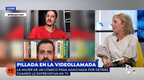 Carmen Pardo confiesa en 'Espejo público' el montaje que hizo en directo