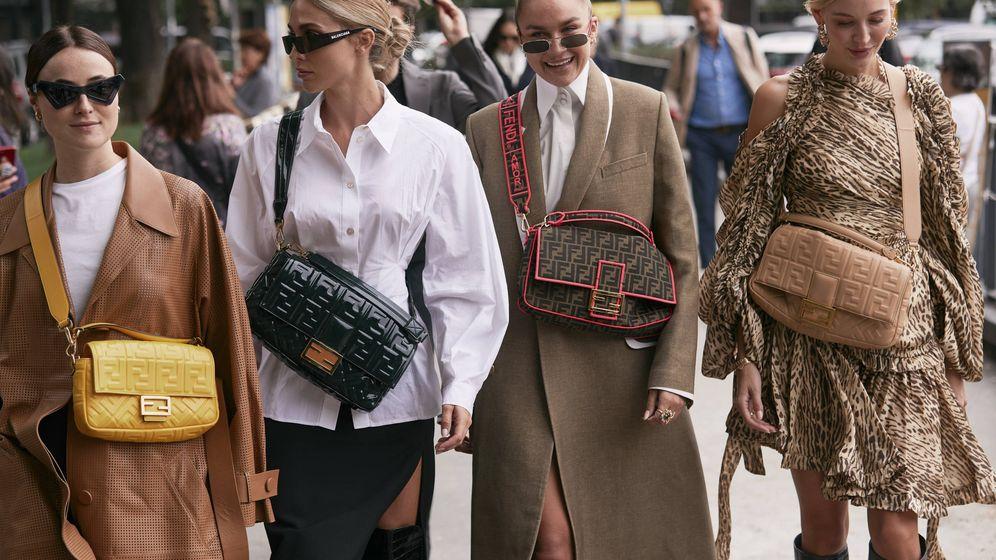 Foto: Son los bolsos perfectos para sobrevivir las 24 horas del día. (Imaxtree)