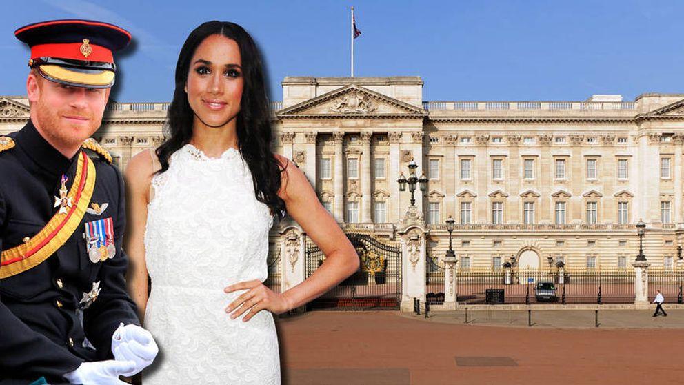La última cita londinense del príncipe Harry y Meghan Markle